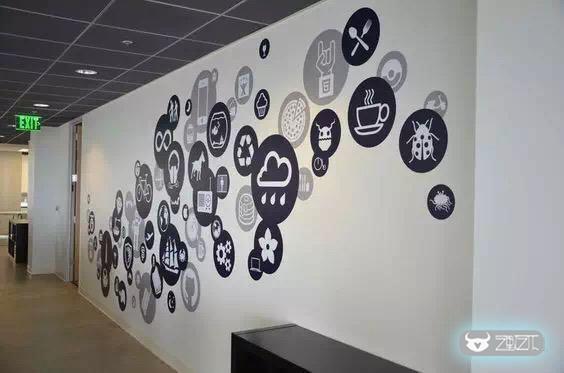 公司主题文化墙